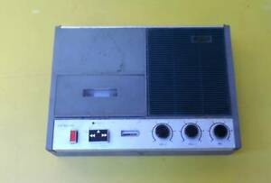 Magnétophone a cassette vintage Philips