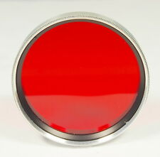 Ø49mm rotfilter red filtro Rouge filtre einschraub screw en - (43131)