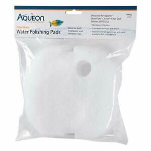QuietFlow Water Polishing Pads Small Pack of 2
