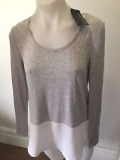 SZ 8 XS FOREVER NEW TOP NWT * BUY FIVE OR MORE ITEMS GET FREE POST *