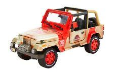 Matchbox Jurassic World Jeep Wrangler, 1:18 Scale
