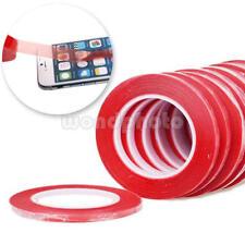 5mm x 50M Kleber Klebestreifen Klebeband Wasserdicht für Handy LCD Touchscreen