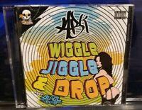 Anybody Killa - Wiggle Jiggle & Drop Feat. Blaze Ya Dead Homie CD Single twiztid