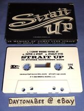 Snot Strait Up Sampler 2000 Tape Serj Tankian System Of A Down Soulfly Hed P.E.
