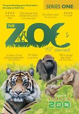 The Zoo: Dublin Zoo - TV Series 1/One (2010) | NEW & SEALED DVD