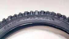 """pair 20x1.95 MTB ATB TIRE 20""""x1.95"""" Kids Bicycle Dirt Jumping BMX Bicycle Black"""