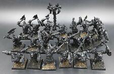 Savage Orcs Orruks Morboys (20) Hand Weapons - plastic AoS Warhammer IV21