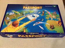 New ListingTexas Instruments Electronic Passport 1991 Talking Game World Adventure Vintage