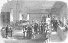TURKEY. Soyers Hospital Kitchen, at Uskudar Barracks, antique print, 1855