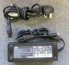 HP 384022-002 391174-001 Laptop AC Power Adapter Charger 120W 18.5V 6.5A