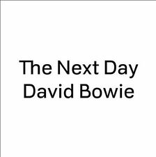 The Next Day [Square White Vinyl] [Single] by David Bowie (Vinyl, Jun-2013, RCA)