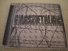 "GREG ""WAGS"" WAGNER - Wagsmetalinc. CD-R Metal Zone Rec. 2011 NM US Metal Breaker"