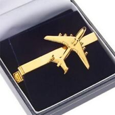 Antonov 225 Tiebar 22 Carat Gold Plate - An-225