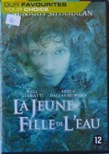 DVD LA JEUNE FILLE DE L'EAU - Paul GIAMATTI / Bryce DALLAS HOWARD