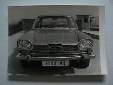 photo originale automobile GLAS  2600 V8
