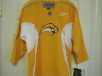 NHL Rbk Buffalo Sabres Hockey Jersey Youth L (14-16)