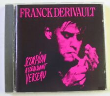 FRANCK DERIVAULT (CD)  SCORPION ASCENDANT VERSEAU