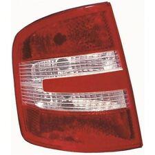Skoda Fabia Mk1 Saloon 2004-2007 Rear Back Tail Light Lamp Passenger Side N/S