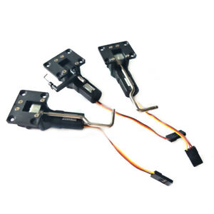Nose / Main Micro Electric Servoless E-retract Landing Gears 2kg for RC Plane