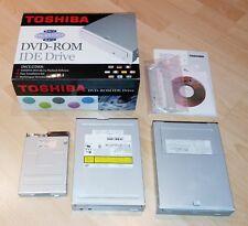 NEC DVD Brenner, Toshiba DVD-ROM, Samsung Diskettenlaufwerk, eventuell Defekt
