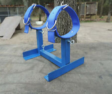 Fully Adjustable Grooming / Breeding Stand W Collars! Apbt Pit Bull Bulldog