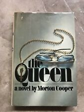 the QUEEN by MORTON COOPER 1974 1st EDITION 1st PRINT W/DJ