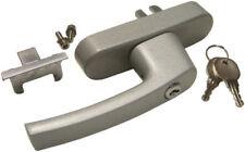 Portes et accessoires noir aluminium pour le bricolage