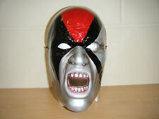 DEMOLITION CRUSH WRESTLING MASK FANCY DRESS UP COSTUME OUTFIT WWE WWF ADULT KIDS