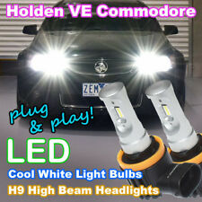 #H82 H9 LED Headlight for HOLDEN VE & VE-II COMMODORE SSV SS SV6 HSV High Beam