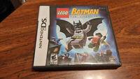 Lego Batman The Videogame - Nintendo DS