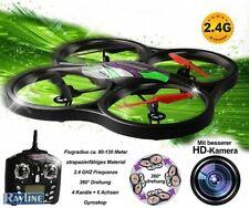 RC Quadcopter Ufo  Rayline 809V Baugleich  Sky Agent MT998  inkl. Camera +2 Akku