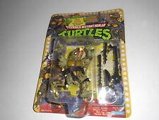 Tokka Black Belt Variant Edition NEU NEW Unpunched 1991 Turtles TMNT MOC Figure