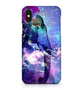 Spiritual Space Coloured Elephant Twinkling Supernova Galaxy Phone Case Cover