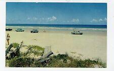 Cocoa Beach FL Vintage Chrome PC Automobiles Cars ca. 1960s