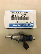 MAZDA OEM 07-13 3-Fuel Injector L3K913250A