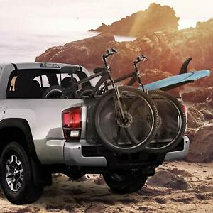 Motor Trend Padded Tailgate Liner Pad Heavy Duty Mat for Bike Surf Outdoors