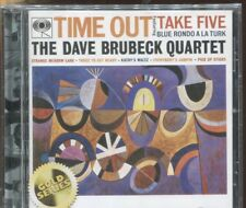 THE DAVE BRUBECK QUARTET - TIME OUT FEATURING TAKE FIVE - CD