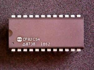 CP82C54 - Harris Integrated Circuit (DIP-24)