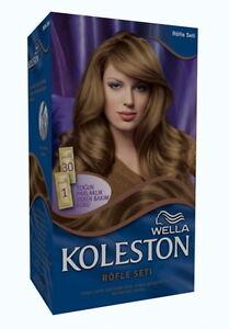 WELLA KOLESTON HAIR COLOR KIT - INTENSE CREAM KIT COLLECTION - 35 COLOURS