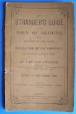 George Hillier. The Stranger's Guide to the Town of Reading, 1871