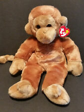 TY Beanie Buddies 1998 Bongo the Monkey