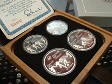 CANADA 1976  SILVER OLYMPIC  PROOF SET ** No VI **
