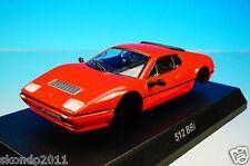 KyOsho 1/64 Ferrari 11 Minicar Collection 512 Bbi (Red) New!