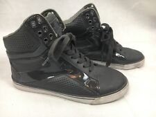 Womens PASTRY High Top Athletic Dance Shoes Shiny Gray  Sz 7 Free Shipping