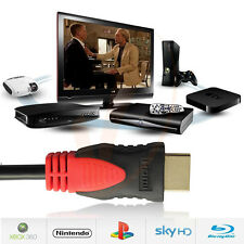 Fully HDCP Compliant /HD Ready /3D TV /1080p - 2160p/4K@30Hz - 50FT HDMI Cable
