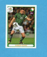 PANINI-EURO 2012-Figurina n.367- KEANE - IRLANDA -NEW