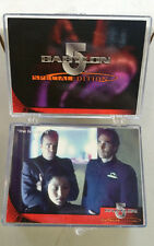 *** Babylon 5 Collectible Cards *** Special Edition and Trivia lot