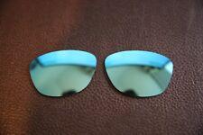 Polarlens Polarizadas Azul Hielo Lente de Repuesto para Gafas de sol Oakley Jupiter 1.0
