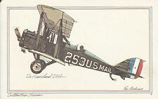 LAM (T) De Haviland D.H.A. 4 - World War I Bomber