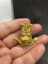 Vintage Alva Museum Replicas Gold Tone ????? Pin Brooch